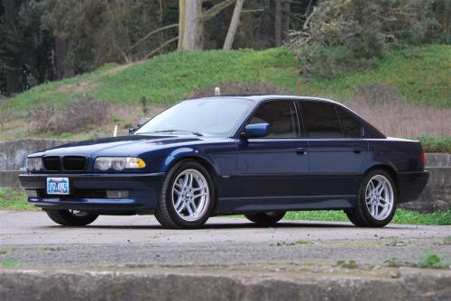 small resolution of 2001 bmw 740i sport for sale