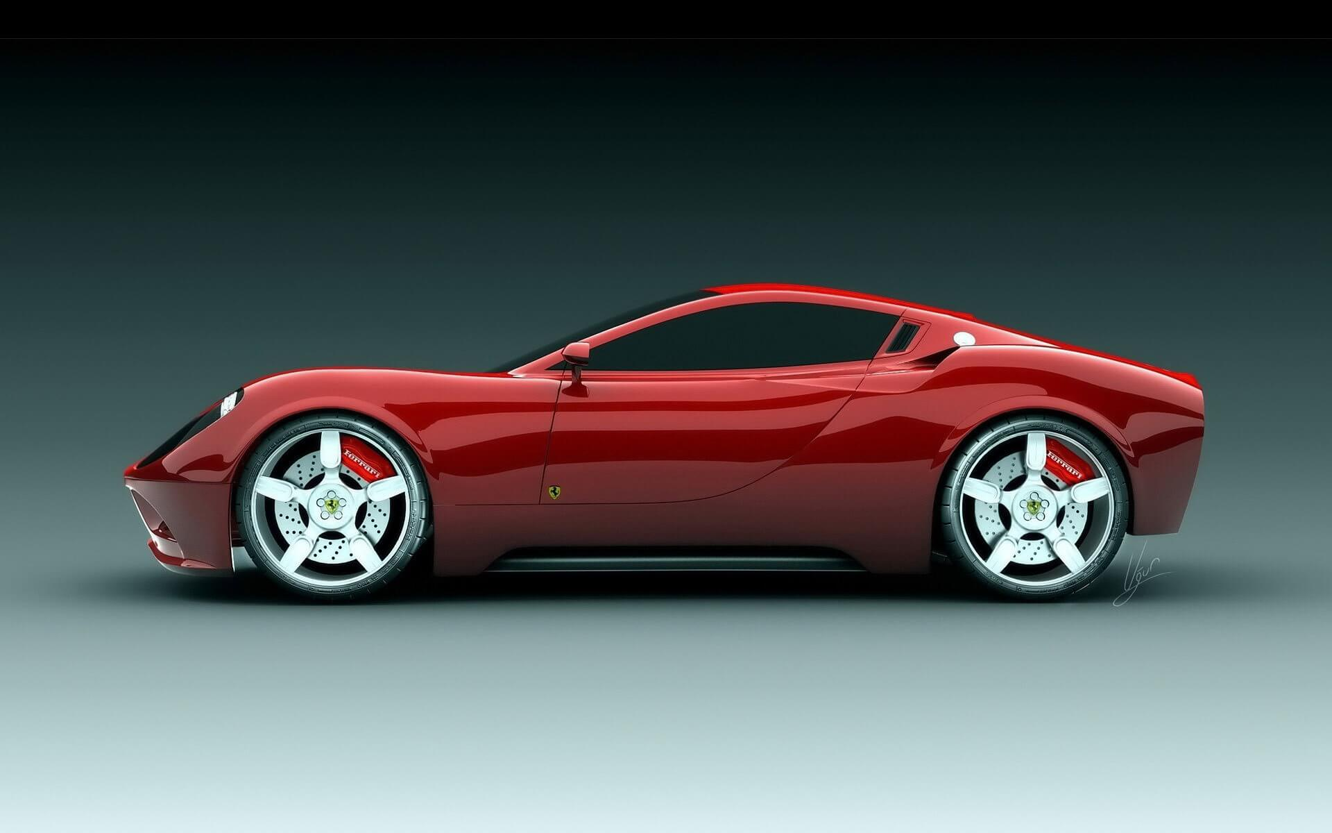 hight resolution of exotic cars