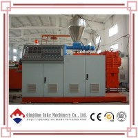 PVC Gas/Water Supply Pipe Extruder Machine - Mould ...