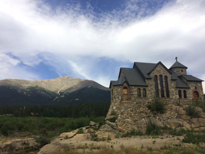 Chapel on the Rock Estes Park