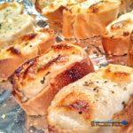 Mozzarella Herb Garlic Bread