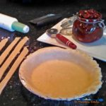 making the perfect pie crust
