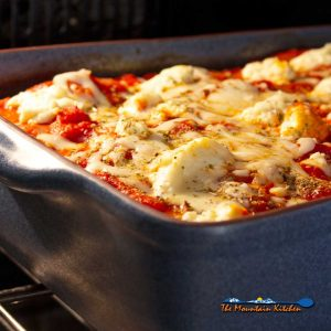 No-Noodle Vegetable Lasagna {A Meatless Monday Recipe