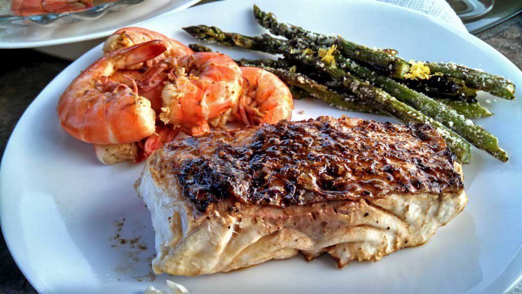 """What can I say, we love us some seafood!! We started our """"Staycation"""" a couple of weeks ago by indulging in our some of our favorites.   TheMountainKitchen.com"""