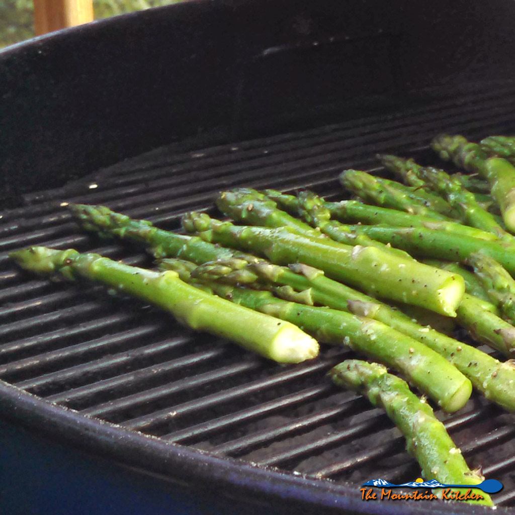 Grilled Asparagus – Why did it take me so long to do this?