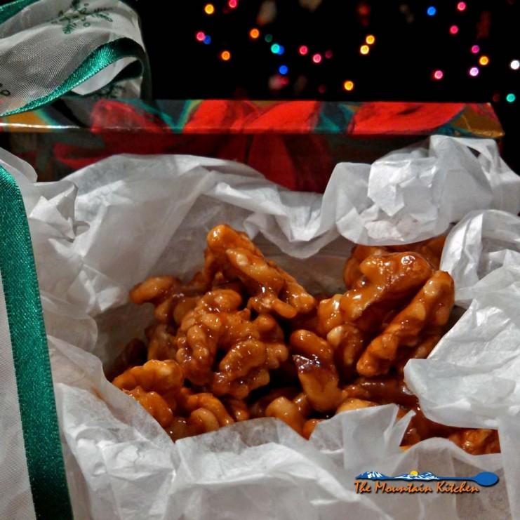 candied walnuts