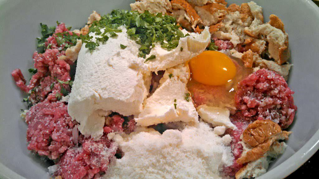 ingredients inside bowl