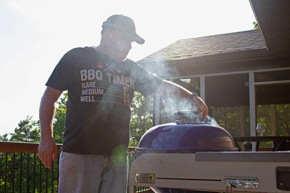 david grilling