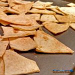 Baked Tortilla Chips: Crispy and crunchy these tortilla chips are oven baked and you are in control of all seasonings.   TheMountainKitchen.com