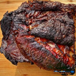 The Mountain Kitchen Beef Brisket – How To Smoke On A Charcoal Grill