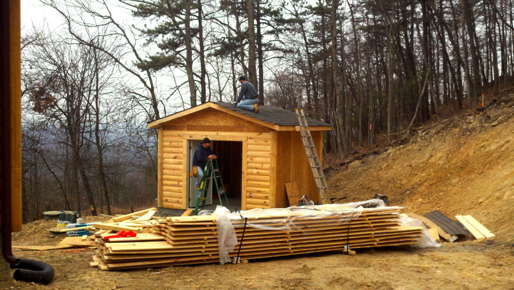 12x12Shed