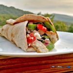 Easy Chicken Gyros ready to read