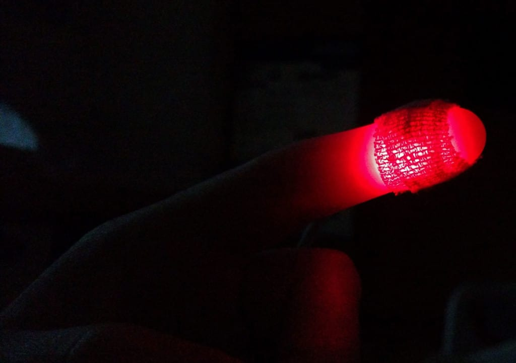 E.T. Finger