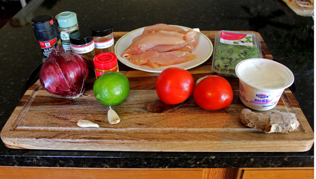 ingredients to make recipe