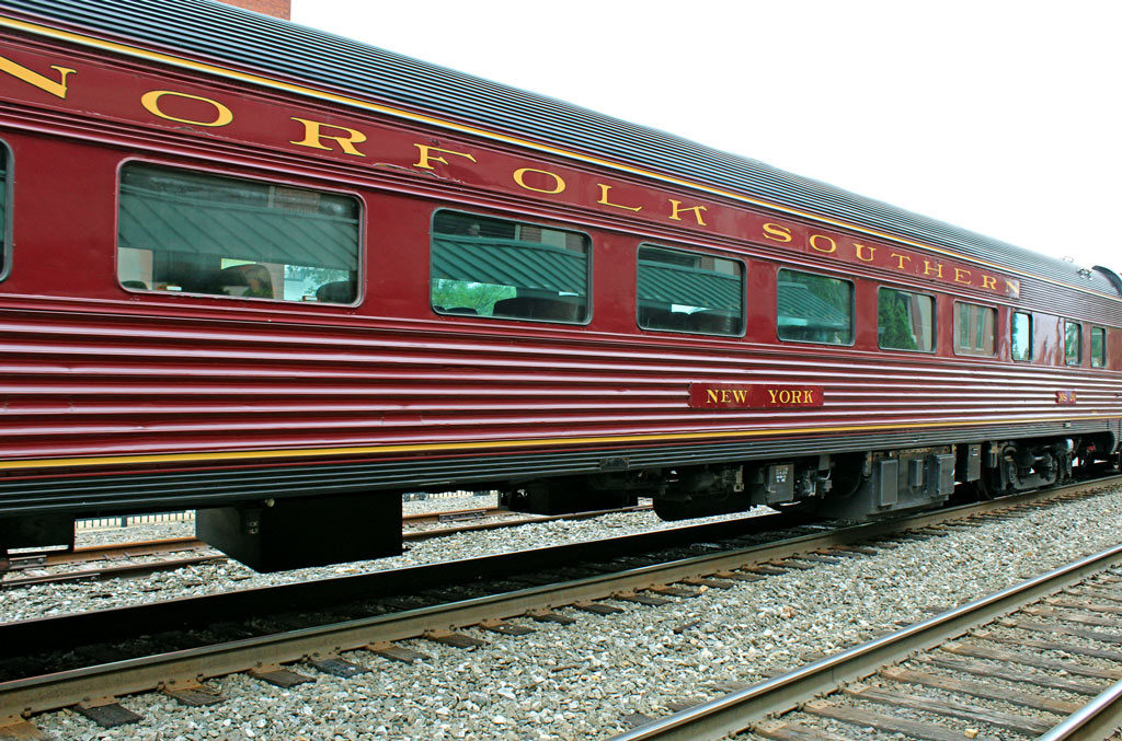 Taking a Ride on a Piece of History Aboard No. 611