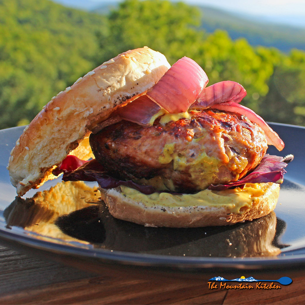 Enjoy a new twist to your next burger by making your next patties with pork. These curried pork burgers are infused with exotic flavors, bold pork-based burgers made with red onion, garlic, Worcestershire, and curry powder for an extra kick!