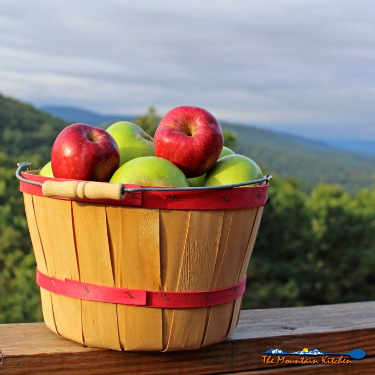 A trip to Hartland Orchard in Markham, Virginia to show you where we get our fresh mountain apples for cooking. | TheMountainKitchen.com