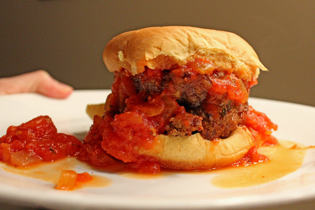 meatloaf sandwhich