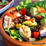 Grilled Chicken Southwest Salad