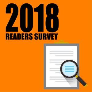 The Mountain Kitchen's 2018 Reader Survey