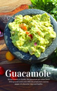 This FREE Cinco de Mayo eCookbook has 32 pages of Mexican food recipes to help you celebrate Cinco de Mayo!The recipes are some of my favorites including my go to 3-Minute Homemade Taco Seasoning, the greatestGuacamole recipe ever, as well as my homemade enchilada sauce, made from scratch! Subscribe today!   TheMountainKitchen.com