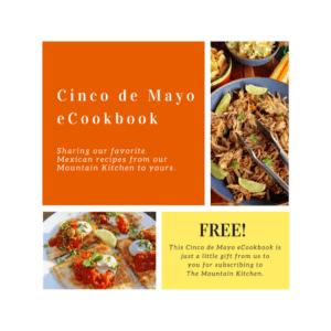Cinco de Mayo eCookbook ~ FREE!