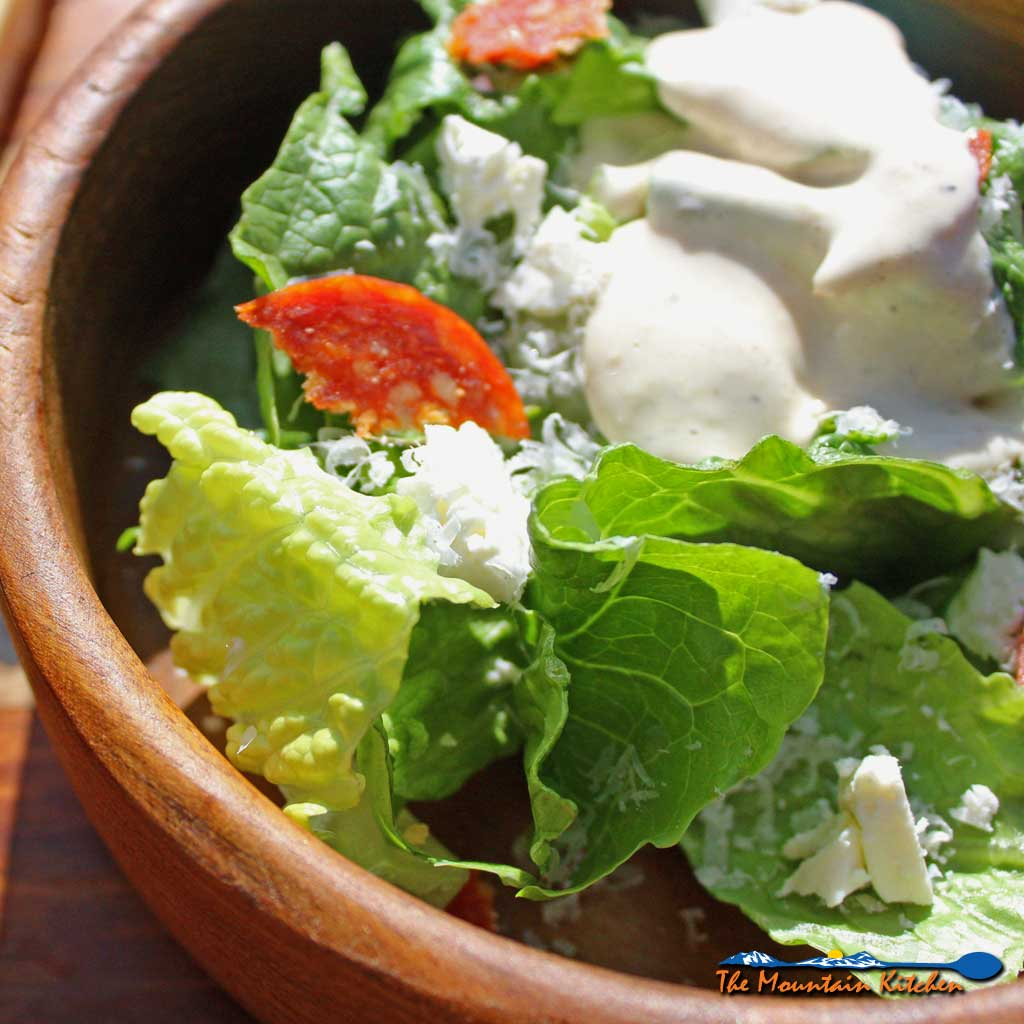Creamy Caesar Dressing {Like store-bought, but even better!