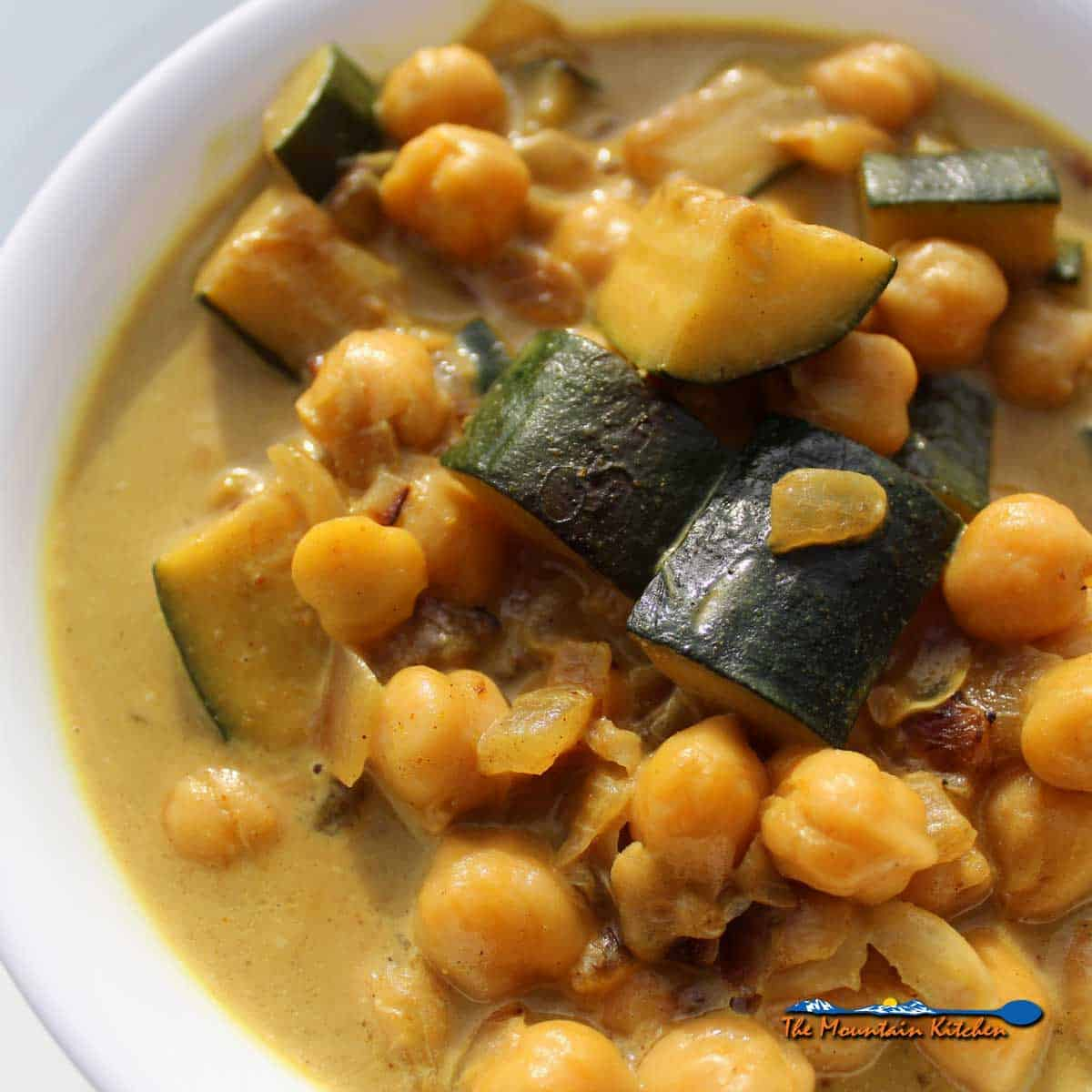 Coconut-Curry Vegetable Stew