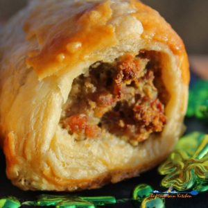 Irish Sausage Rolls