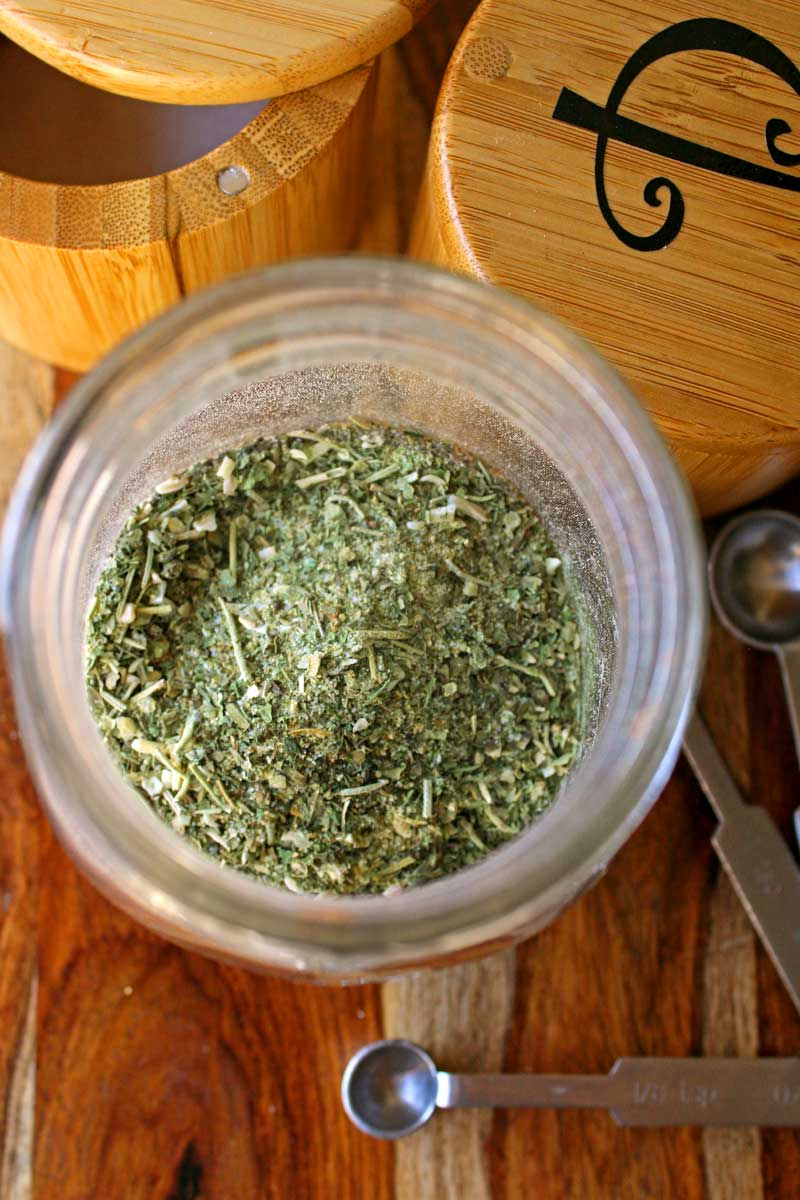 Greek seasoning is a savory spice blend that is easy to make and so versatile! You can use to season just about anything from meat to potatoes. It's great!