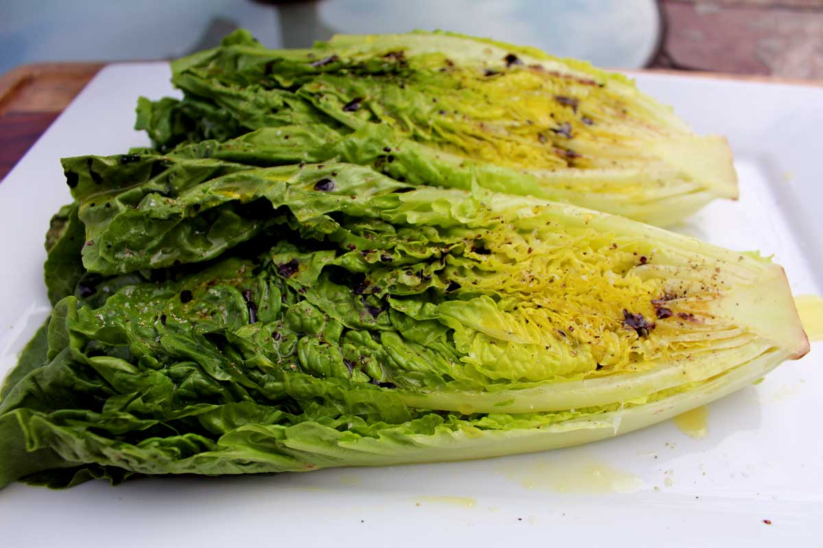 seasoned lettuce wedges