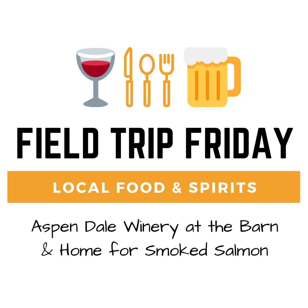 field trip friday logo