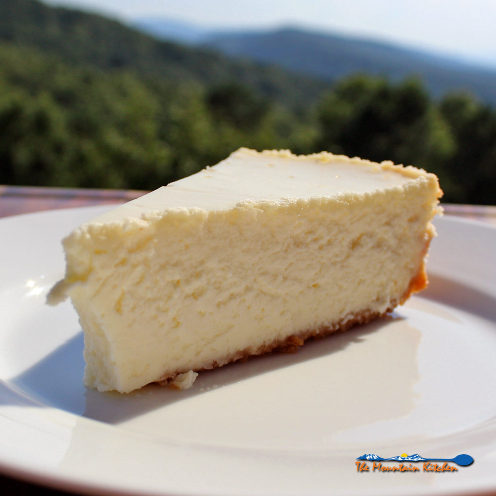 The Best Cheesecake Ever!