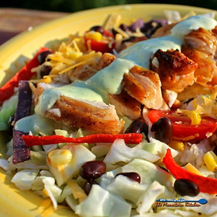 Santa Fe Salad