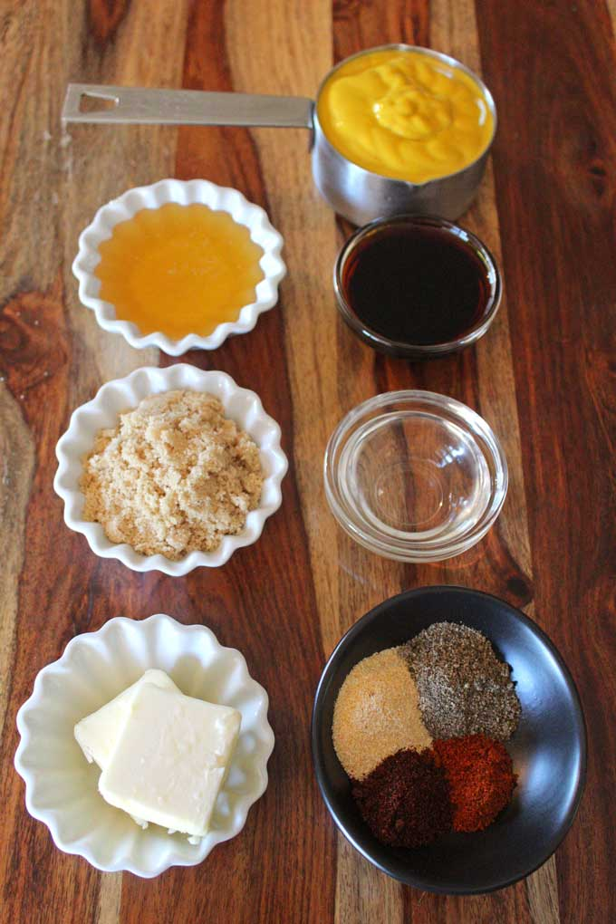 Honey Mustard Bbq Sauce Recipe
