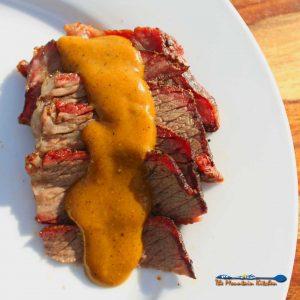 Honey Mustard BBQ Sauce