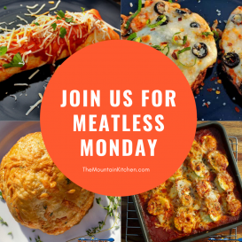 join us for meatless Monday