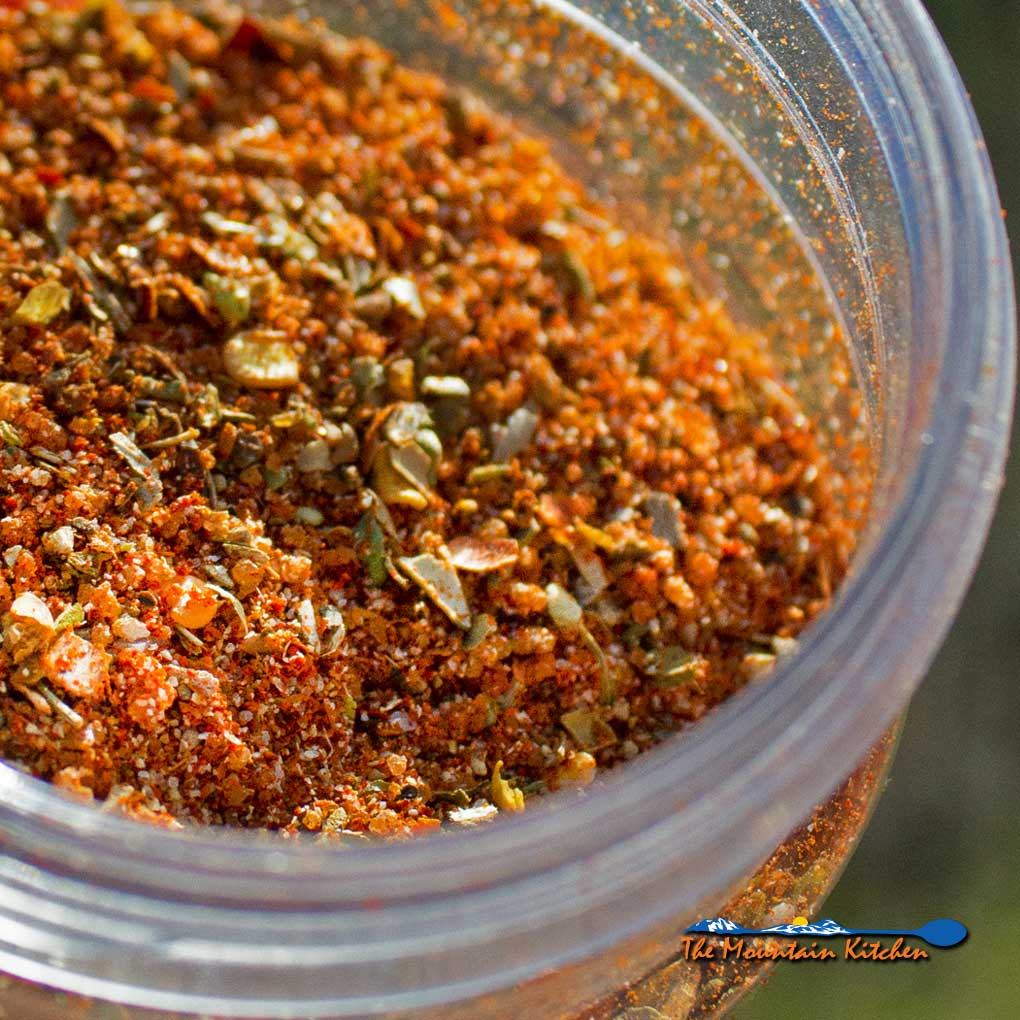 Spicy Dry Rub For Almost Everything