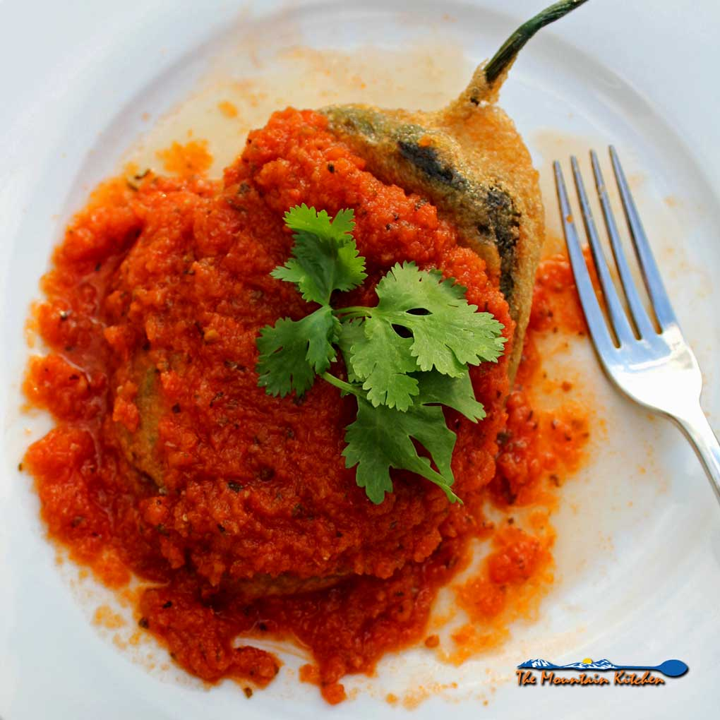 How To Make Authentic Chiles Rellenos