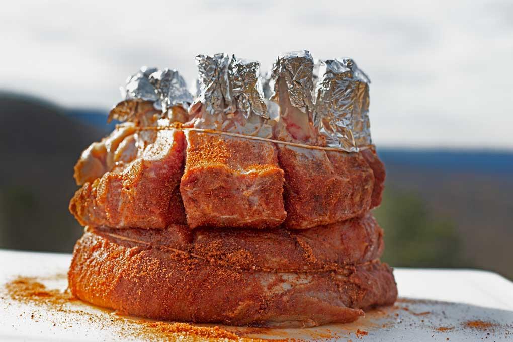 roast ready to smoke