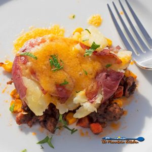 Good Shepherd's Pie