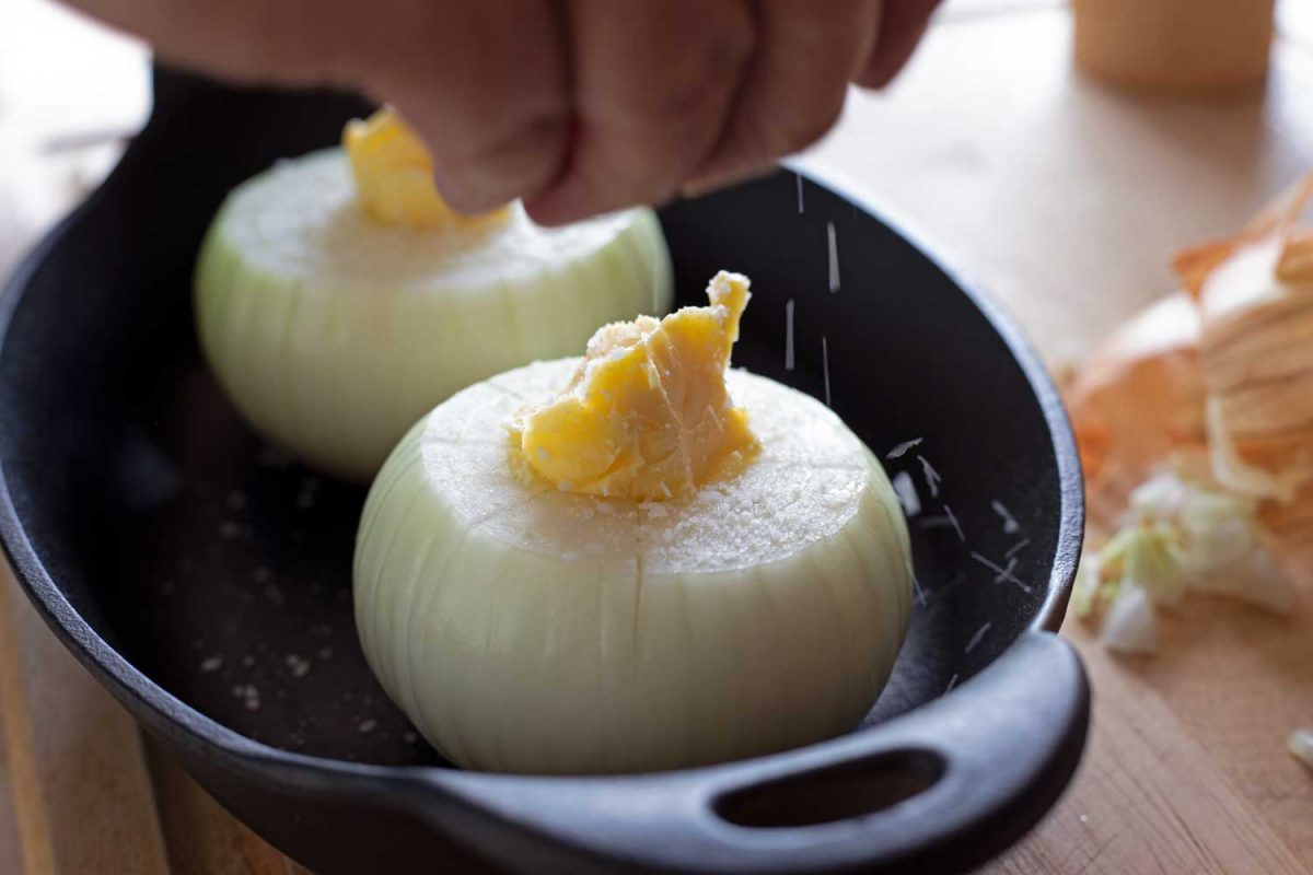 seasoning onion