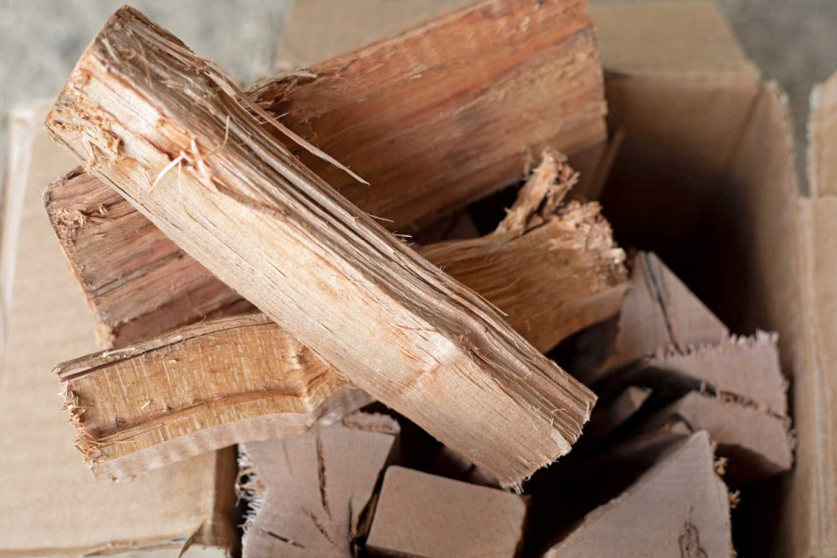 wood longs for smoking