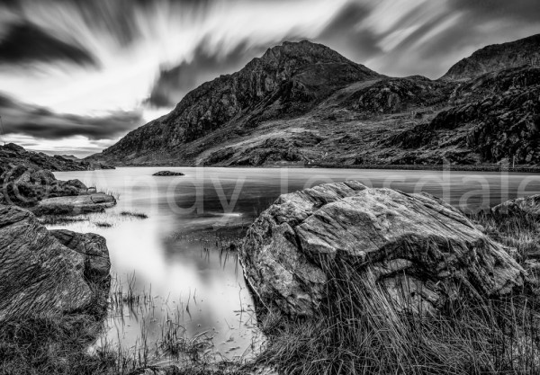 Llyn Ogwen and Tryfan