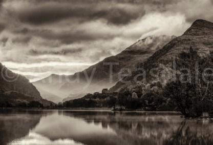 Llyn Padarn Autumn