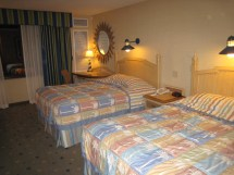 Disney Paradise Pier Hotel Rooms