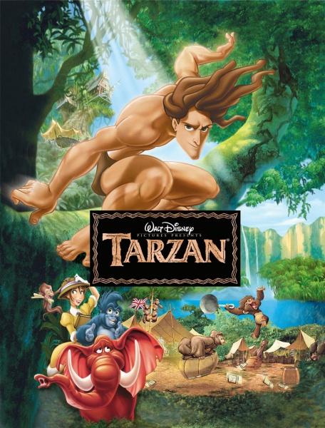 Movie Review Tarzan