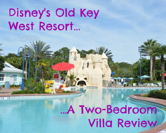 Disney Old Key West Resort Two Bedroom Villa