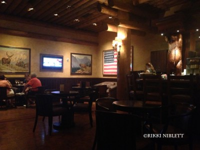 Review of Territory Lounge at Disneys Wilderness Lodge