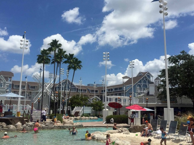 Disneys Beach Club Resort Guide Walt Disney World